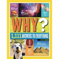 National Geographic Kids Why? Book