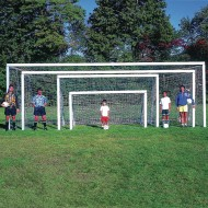Club Soccer Goals, 6'-1/2'x12'