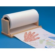 Paper Roll Holder/Cutter