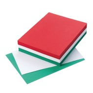 Tru-Ray® Seasonal Sulphite Construction Paper - Holiday Colors, 9