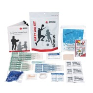 First Aid Sports Pouch