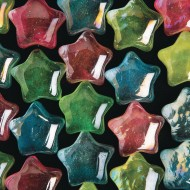 Glass Glow-in-the-Dark Stars