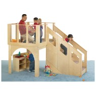 Tiny Tots Loft, 2-3 Years