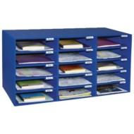 Classroom Keepers Mailbox, 15 Slot