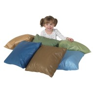 "Children's Factory® Cozy Woodland Colored 17"" Pillows (Set of 6)"