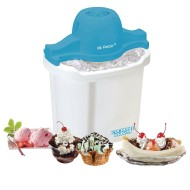 Electric Ice Cream Maker, 4 qt.