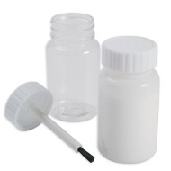 Refillable Glue Bottle and Brush (Pack of 12)