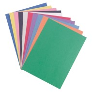 SunWorks® Groundwood Construction Paper, 10 Colors, 9