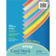 Pacon® Card Stock (Pack of 100)