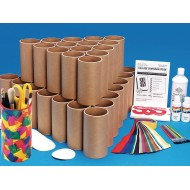 Collage Containers Craft Kit (Pack of 48)