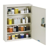 MMF Industries™ Steelmaster® Medical Security Cabinet with Simplex® Lock