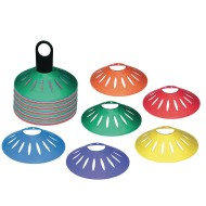 Ultimate TPR Half Cones Super Set (Set of 36)