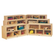 Jonti-Craft® Super-Size Fold-n-Lock Storage Unit