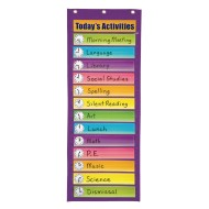 Dry-Erase Activity Pocket Chart