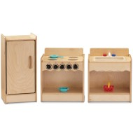 Jonti-Craft® Toddler Contempo Kitchen Set