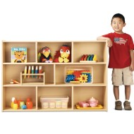 Young Time™ Three Shelf Storage