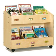 Jonti-Craft® Mobile Book Organizer
