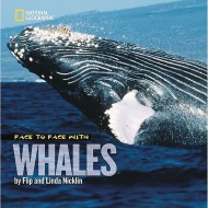 National Geographic Face to Face With Whales Book