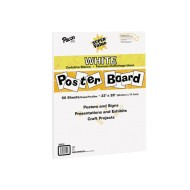 Super Value Poster Board, 22