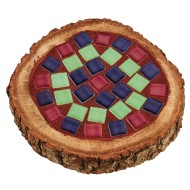 Mosaic Woodland Coaster Craft Kit (Pack of 10)