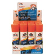Elmer's® All Purpose Glue Sticks (Pack of 12)