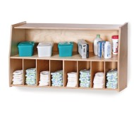 Jonti-Craft® Diaper Organizer