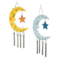 Celestial Wind Chimes Craft Kit