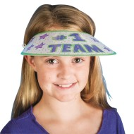 Color-Me™ Paper Visors (Pack of 48)