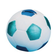 Color-Me™ Ceramic Bisque Soccer Ball Banks (Pack of 12)