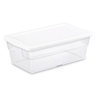 Sterilite® 6-Quart Storage Container