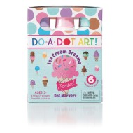 Ice Cream Dreams Scented Do-A-Dot™ Markers (Set of 6)