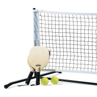 Franklin® 1/2 Court Quickset Paddleball Set