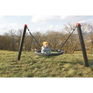 NetPlay Bird's Nest Mini Cradle Swing