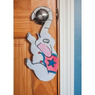 Unfinished Doorknob Hangers (Pack of 24)