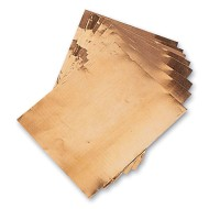 Copper Foil Sheets, 4-1/2