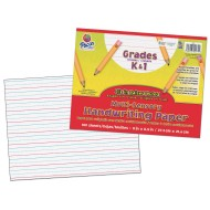 Multi-Sensory Raised Ruled Paper