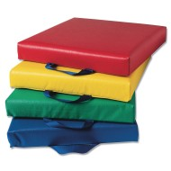Floor Cushions With Handle Set (Set of 4)