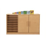 Whitney Plus Storage Cabinet