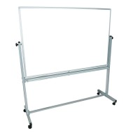 Double-Sided Magnetic Whiteboard, 60