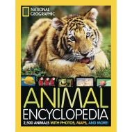 National Geographic Animal Encyclopedia Book
