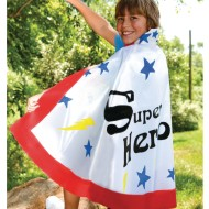 Super Hero Capes Craft Kit (Pack of 12)