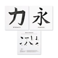 Paint-a-Dot™ Chinese Writing Essentials Craft Kit (Pack of 24)