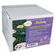 Outdoor Mosaic Cement, 20 lb.