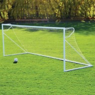 Nova Club Soccer Goals, 8ft x 24ft