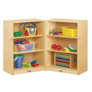 Jonti-Craft® Small Fold-n-Lock Storage Unit