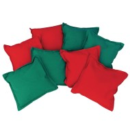 Heavyweight Beanbags (Set of 8)