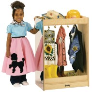 Jonti-Craft® Dress-Up Cart, 24
