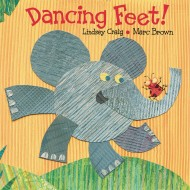 Dancing Feet Board Book