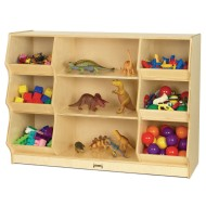 Jonti-Craft® Bin Storage Unit