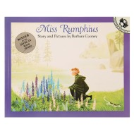 Miss Rumphius Book